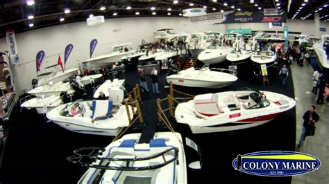www detroit boat show detroit boat show opening day youtube