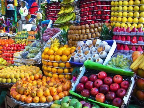imagenes mercados verdes en el mercado de frutas imagen foto north america