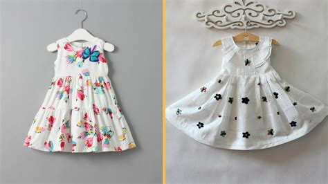 summer simple cotton frock designs easy to make at