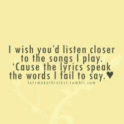 Popular Love Song Quotes best love song lyrics quotes