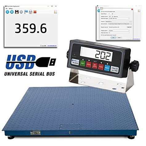 floor scale special with indicator 900 00 prime scales heavy duty 48 quot x48 quot floor scale pallet scale with premium indicator and weighing