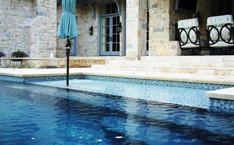 Cool Aquascapes National Pool Tile Amp Oceanside Glasstile Introduce Oceancare