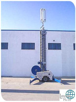 traliccio telescopico traliccio telescopico mobile traliccio carrellato