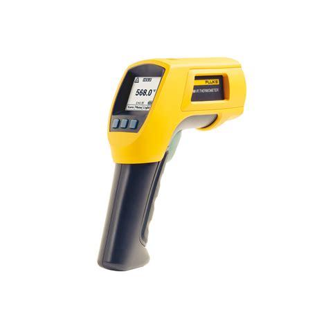 Thermometer Fluke fluke instruments value testers