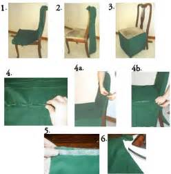 How To Make Seat Cushions For Dining Room Chairs 1000 Images About Dining Chair Covers On Pinterest
