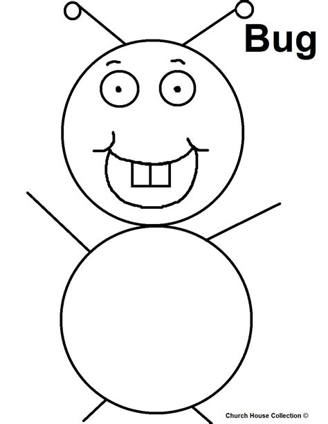 bed bugs color animal coloring pages for kids