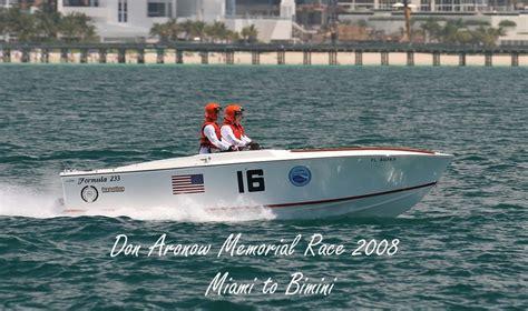 formula boats vintage don aronow memorial race teamspeed