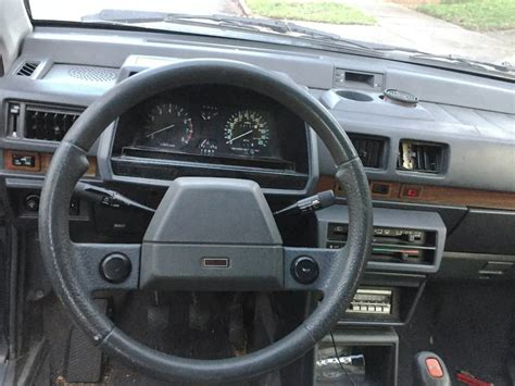 mitsubishi colt 1986 2 700 4wd 5 speed 1986 dodge colt vista