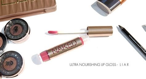 Decay Ultra Nourishing Lipgloss 135ml Original decay cosmetics favorites and my top picks for