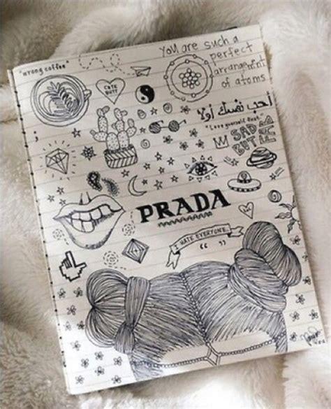 doodle me do grunge doodle drawing journal image 4305557