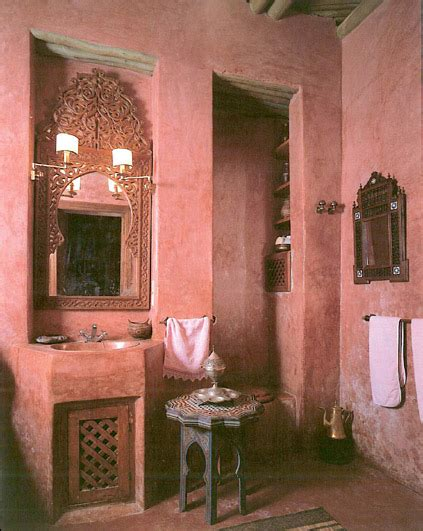 spa staycation in morocco continued some enviable moroccan bathrooms wandering lotus