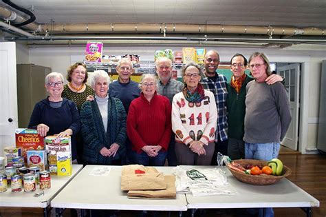 Food Pantries On Island by The Volunteers We Re All In This Together The Martha S