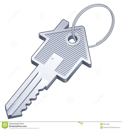 house and key real estate real estate house key stock vector image 50970490