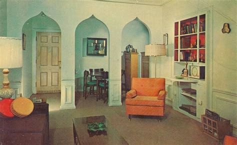 1950s Home Decor by Kitchens From The 1950s Interior Decorating