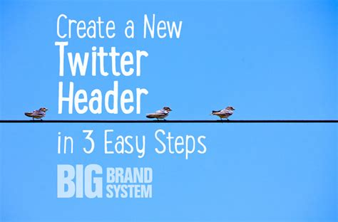 twitter layout maker create a new twitter header in 3 easy steps