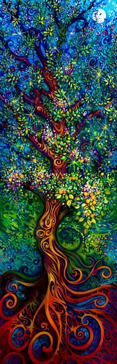 colorful tree 25 best ideas about tree of life art on pinterest tree