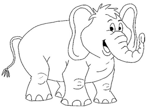 coloring pages of cartoon elephants cartoon elephant coloring pages printable coloring pages