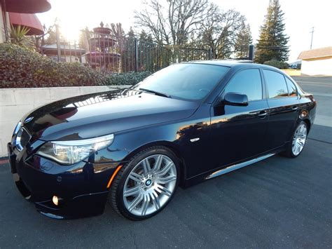 550i bmw for sale no reserve 2008 bmw 550i 6 speed for sale on bat auctions