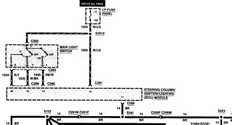 manual repair free 1997 lincoln mark viii parking system wiring diagram for a 1997 lincoln viii electrical and lighting