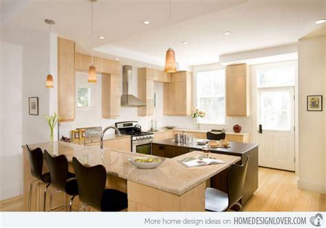 17 beautiful contemporary u shaped kitchen layouts