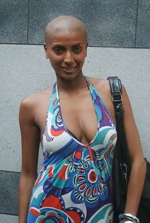 sexy woman goes bald diandra soares sexy hot photos indiatimes com