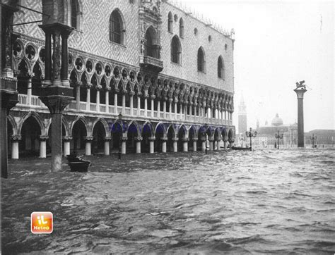 banco san marco jesolo 4 novembre 1966 alluvione a firenze acqua alta venezia