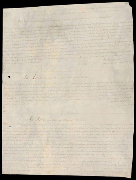 Virginia Records Act Virginia Memory This Day In Virginia History