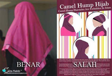 Ciput Ninjadaleman Jilbab Punuk Unta 4 kiat agar muslimah masuk surga dan 6 hal yang dilarang agar nggak masuk neraka