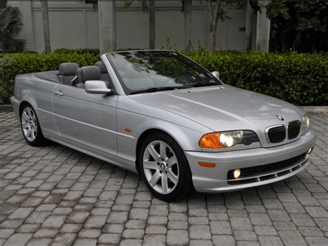 2001 bmw 325ci convertible 2001 bmw 325ci convertible fort myers florida for sale in