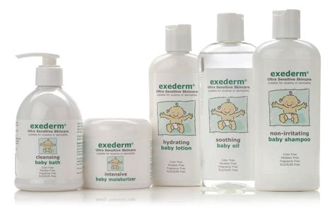 Bathtub Products by Soothe Skin Safely With Exederm Flare