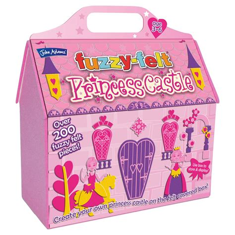 Mainan Edukasi Fuzzy With 20 Felt Play Pieces And 5 Playscenes myshop