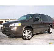 2008 Desert Brown Metallic Chevrolet Uplander LS 15193180