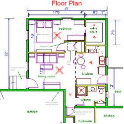 In Law Additions Floor Plans in law addition on piers 6 of 6 floor plan