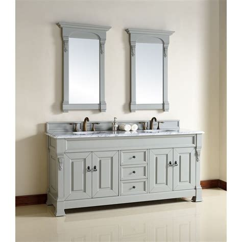 Where To Buy Bathroom Vanities 72 Inch Sink Vanity In Grey Ebay