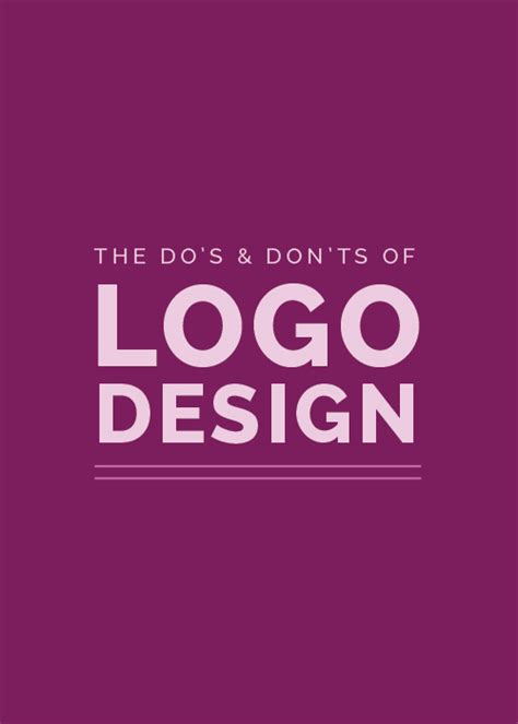 Logo Black Ts 1 the do s and don ts of logo design