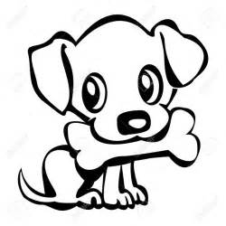 Coloring Page Cute Puppies With Flower See More sketch template