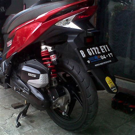 Shock Yss Ride It shock yss tabung atas beat vario 125 scoopy 30cm k