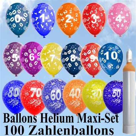Balon Gas Helium 6 ballonsupermarkt onlineshop de maxi set 10 100