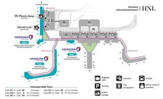 Delta Domestic Baggage related keywords amp suggestions for honolulu airport gate map