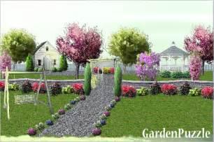 Cottage Garden Layout Cottage Garden Design With Roses Pdf
