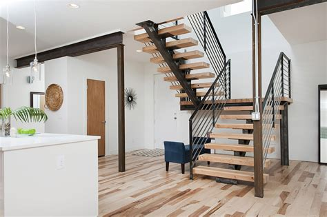 10 standout stair railings and why they work uncategorized modern stair englishsurvivalkit home design