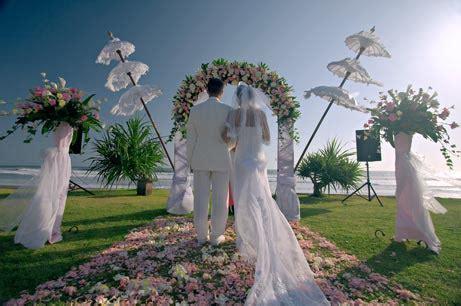 The best Bali wedding planners
