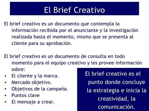 Brief Que Es brief creativo