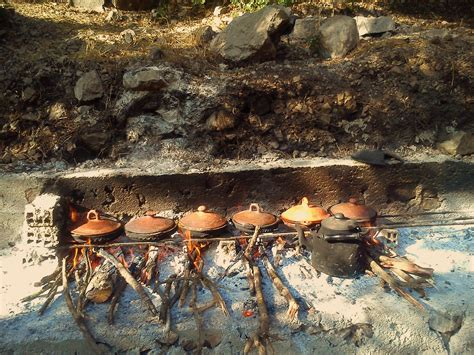 outdoor cooking file md boualam tajine outdoor cooking jpg wikimedia commons