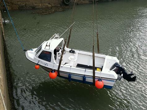 fishing boat and trailer predator fishing boat and trailer in kirkcaldy fife