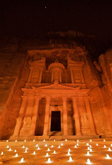 petra  jordan travel  blog