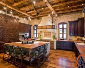 Spanish Style Kitchen Design by Spanish Style Beautiful Homes Design