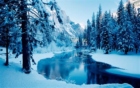 computer wallpaper snow scene desktop wallpaper winter scenes 183