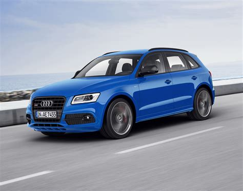 New Audi Q5 by New Audi Q5 Rs On Track For 2017