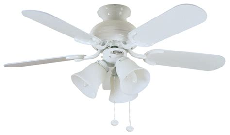 fantasia 110194 36in combi white ceiling fan with light